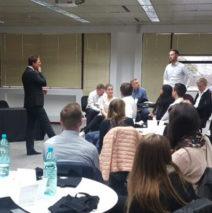 Parceria entre Universidade de Steinbeis e IEL traz mestrandos em International Management ao Brasil