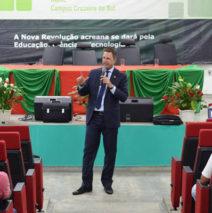 Planejamento conjunto: IFAC e STEINBEIS-SIBE do Brasil promovem Encontros com a Comunidade