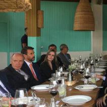 STEINBEIS-SIBE do Brasil na posse da nova presidência da Confederação Empresarial da CPLP